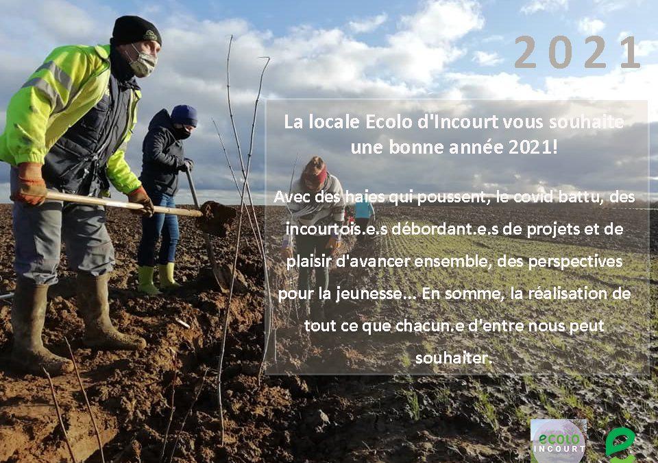Les voeux 2021